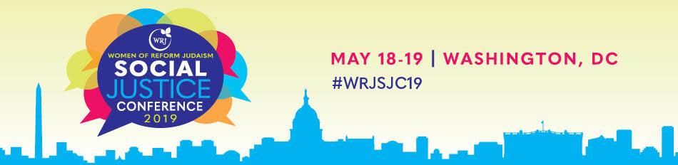 WRJ Social Justice Conference 2019